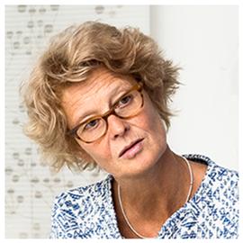 Die Texterin Karla Nowak fragt, hört zu und schreibt Texte und Konzepte für Ihre Marke